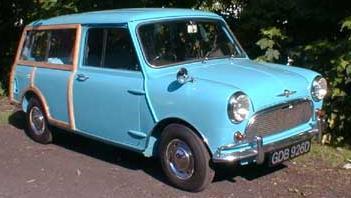 Coches Mini 1000
