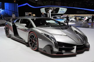 Lamborghini Veneno: el súper deportivo