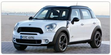 Mini Countryman Crossover 2010