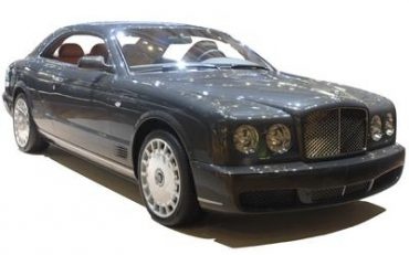 Bentley Brooklands 2011
