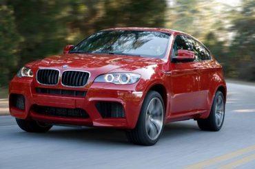 Nuevo BMW M X6 2013