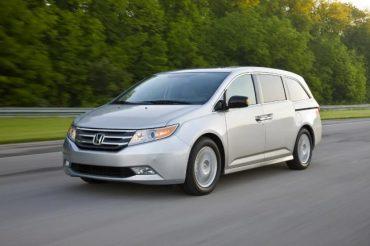 Nuevo Honda Odissey 2013