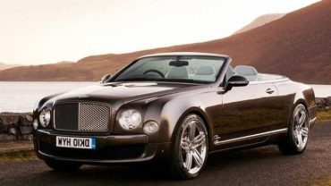 Bentley Arnage 2012