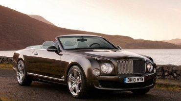 Bentley Azure 2012