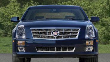 Cadillac STS 2012
