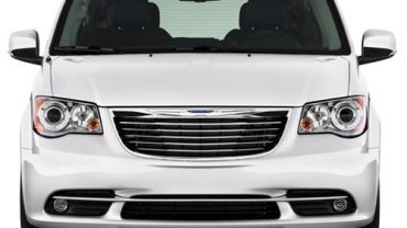Chrysler Town & Country 2012