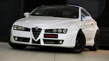 El nuevo Alfa Romeo Brera 2012