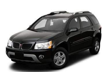 Nuevo Pontiac Torrent 2012