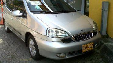 Nuevo Daewoo Tacuma 2012