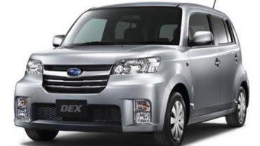 Nuevo Daihatsu Materia 2012