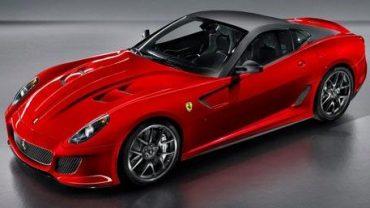 Nuevo Ferrari 599 2012