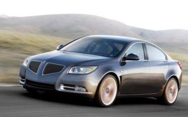 Pontiac G6 2012