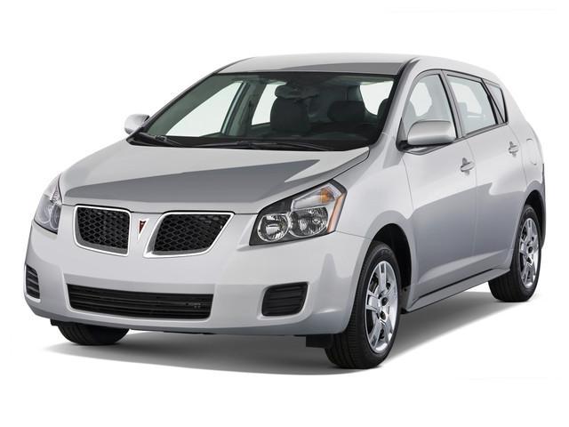 Pontiac Vibe 2012