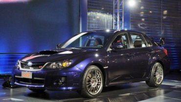 Subaru Impreza Sport XS AT 2012