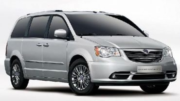 Chrysler Grand Voyager 2012