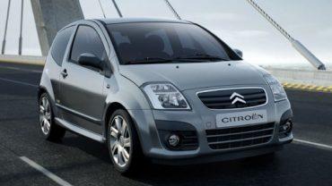 Citroen C2 2013