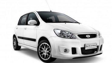 Hyundai Getz 2013