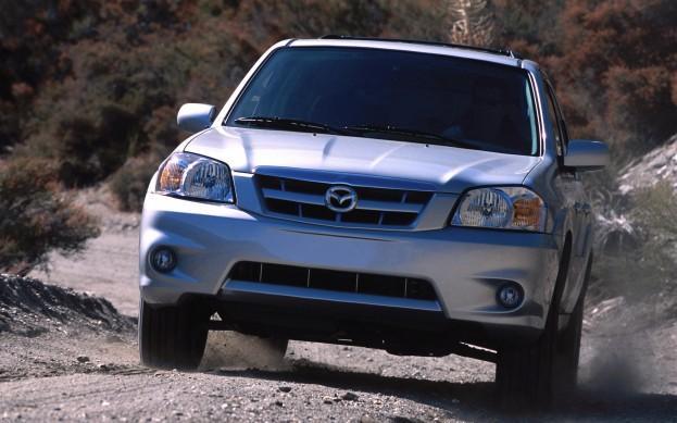 Mazda Tribute 2012
