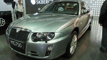MG 750 2011