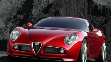 Alfa Romeo Spider 2012