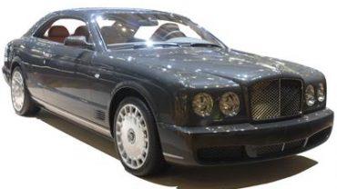 Bentley Brooklands 2011