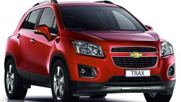 Nuevo Chevrolet Trax 2013