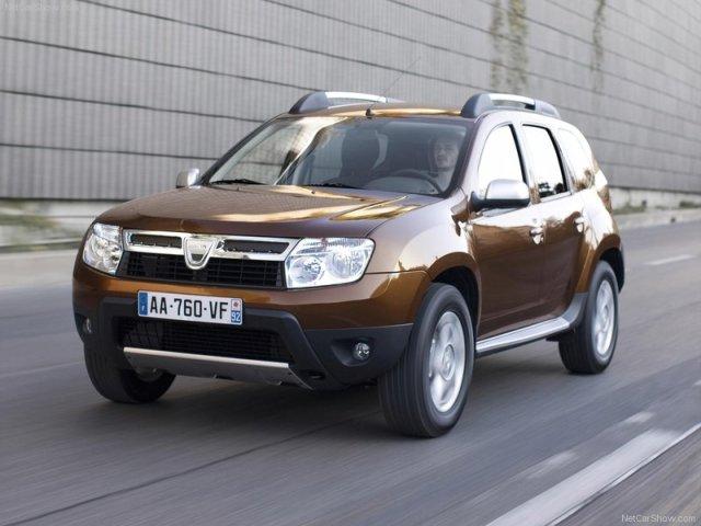 Nuevo Dacia Duster 2013