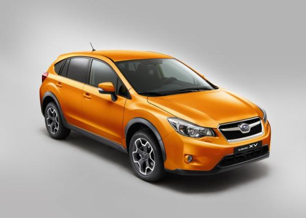 Nuevo Subaru XV 2013