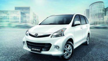 Nuevo Toyota Avanza 2013