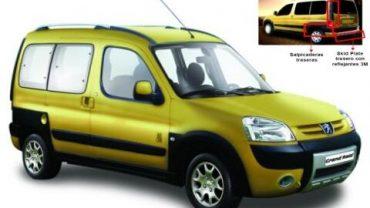 Peugeot Grand Raid 2013