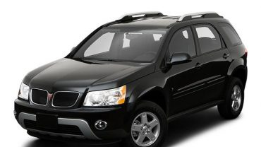 Pontiac Torrent 2012