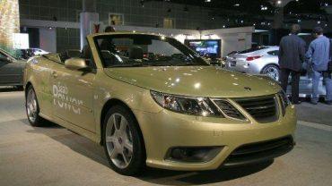 Saab 9-3 Cabrio 2013