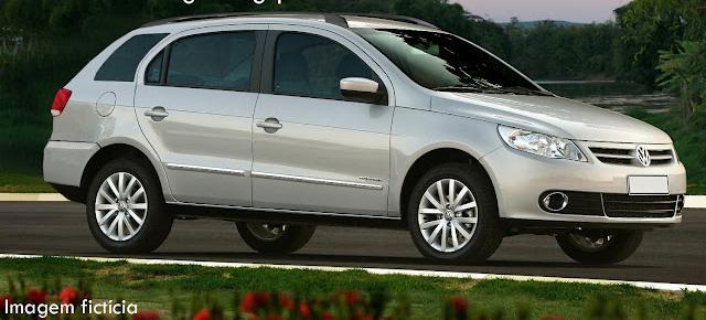 Volkswagen Parati 2013