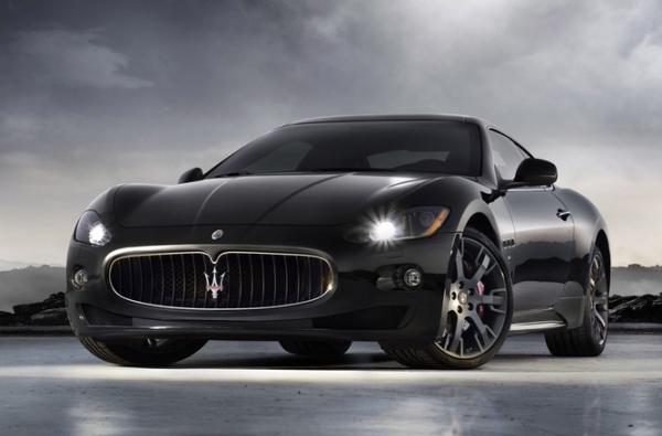 Maserati Granturismo 2011