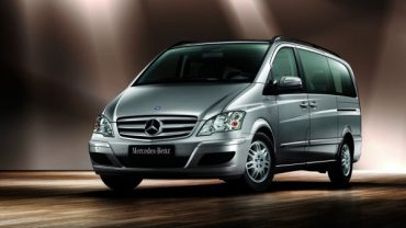 Mercedes Benz Viano 2012