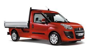 Nuevo Fiat Doblo Work Up 2013
