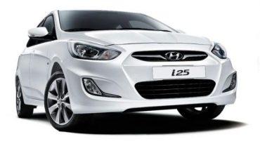 Nuevo Hyundai i25 2013