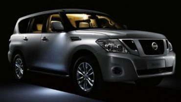 Nuevo Nissan Patrol 2013