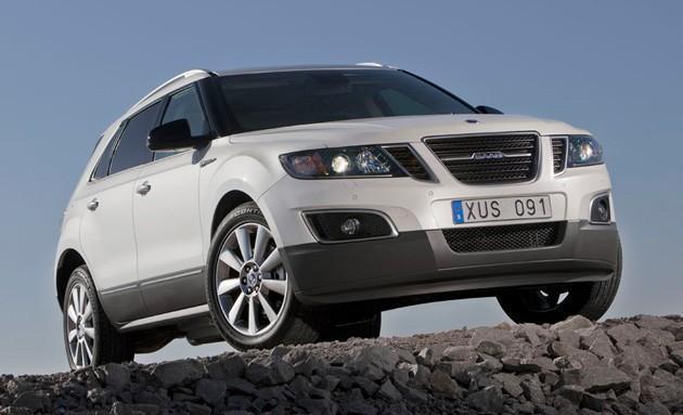 Nuevo Saab 9-4X 2013