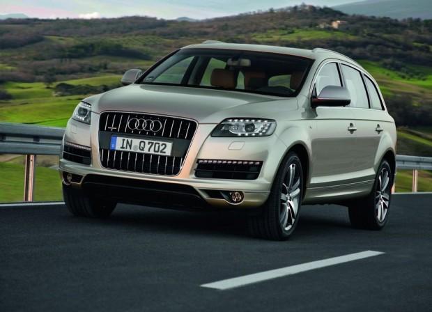 Nuevo Audi Q7 2013