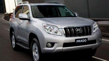 Nuevo Toyota Prado 2013