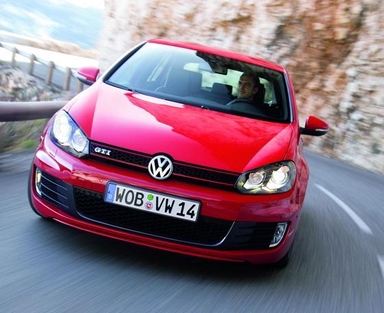 Nuevo Volkswagen Golf GTi 2013