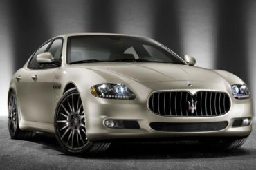 Maserati Quattroporte 2011