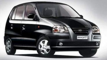 Nuevo Hyundai Santro 2013
