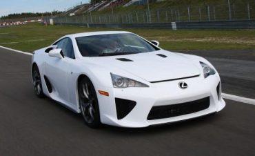 Nuevo Lexus LFA 2013